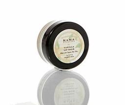 Kama Ayurveda Vanilla Lip Balm, 5g (free shipping world) - $22.93