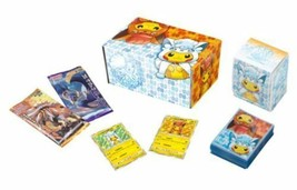Pokemon Japanese Alolan Ninetales Vulpix Pikachu Cosplay Collection Box Sealed - $97.99