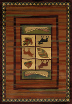 United Weavers Genesis Highland Falls Lodge Accent Rug 1'10'' x 3' - $29.00