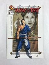 Way of the Rat Vol 1 Issue 1 June 2002 Comic Book CrossGen Comics - $8.59