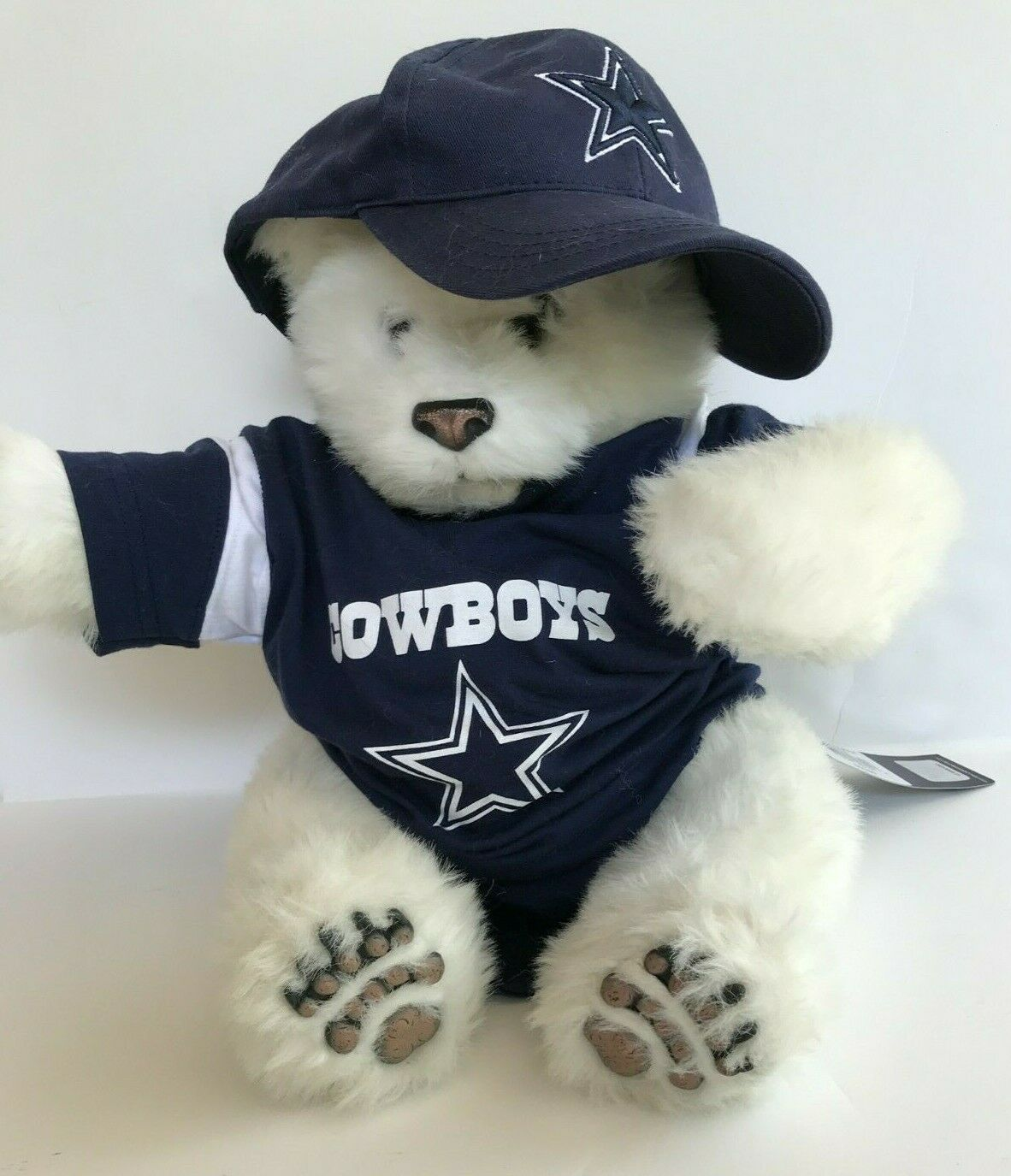 Polar Bear Electronics Motion with Dallas Cowboys Outfit and Cap - $58.50
