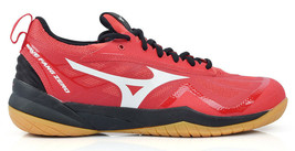 Mizuno WAVE FANG ZERO Badminton Shoes Squash Table Tennis Red Indoor 71G... - $125.01