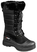 New Ladies Size 6 Black Baffin Iceland Snowmobile Winter Snow Boots Rate... - $2.274,05 MXN