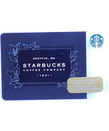 Starbucks Coffee Co. New Empty Gift Fillable Card est.1971 Seattle Wa. - $0.99