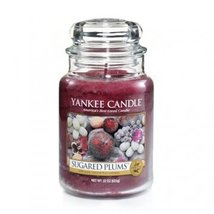 Yankee Candle Sugared Plums Limited Edition 22 oz. Housewarmer Jar - $29.99
