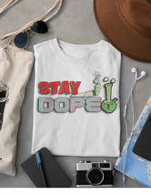 Stay Dope T-shirt | Funny Tshirts | Funny Weed Shirts | Humorous Gifts image 1