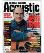 James Taylor signed 2002 Guitar World Acoustic Full Magazine- JSA #GG724... - $84.95