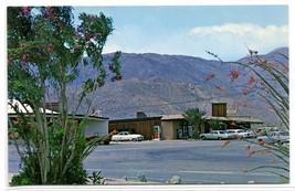 Borrego Springs Business Center San Ysidro Mountains California postcard - $5.89