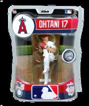 "Shohei Ohtani Anaheim Angels MLB Imports Dragon Baseball Action Figure 6"" - $15.83"