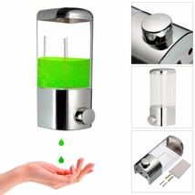 Liquid Soap Dispenser Wall Mounted Bathroom Lotion Shampoo Pump 500 ml. - $14.98