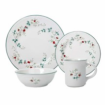 Pfaltzgraff Winterberry 16-Piece Dinnerware Set, Service for 4 - $73.49
