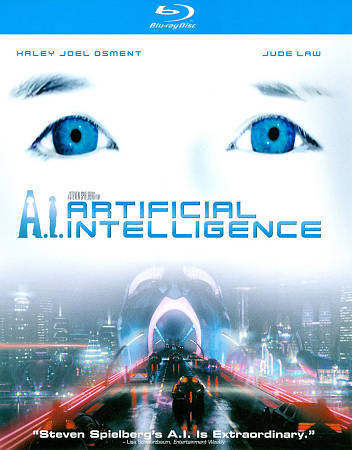 A.I. Artificial Intelligence [Blu-ray] (2001)