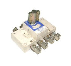 Telemecanique LK3-BC4 Socomec Isolator Disconnect Switch 750 Vac 160 Amp - $199.99