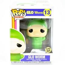 Funko Pop! Retro Toys Glo Worm #13 Glow in the Dark GITD Vinyl Figure image 1
