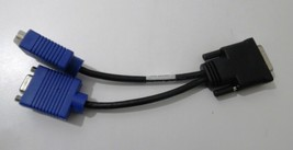 DELL- Molex DMS-59 to Dual VGA Video Y-Splitter Adapter # G9438 LOT OF 6 - $41.58