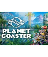 Planet Coaster PC Steam Key NEW Download Fast Region Free - $17.99