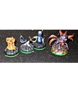 Skylanders Giants Spyro and 3 more figures - $7.75