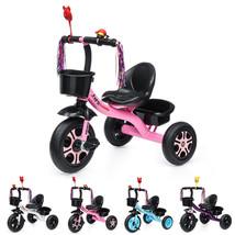 BIKIGHT 3 Wheels Kids Ride On Tricycle Bike Children Ride Toddler Balanc... - $107.50
