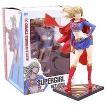 DC COMICS Bishoujo DC UNIVERSE Supergirl Returns PVC Complete Figure - $53.00