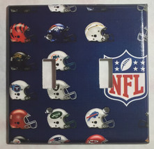 American Teams football Light switch outlet Wall Cover Plate Home decor image 3