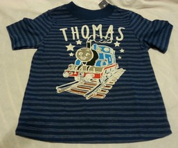 Boys Tee Shirt 12-18 Months Baby Old Navy Collectabilitees Thomas The Train - $11.98