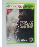 Medal of Honor Limited Edition Xbox 360 by Electronic Arts Game - $20.48
