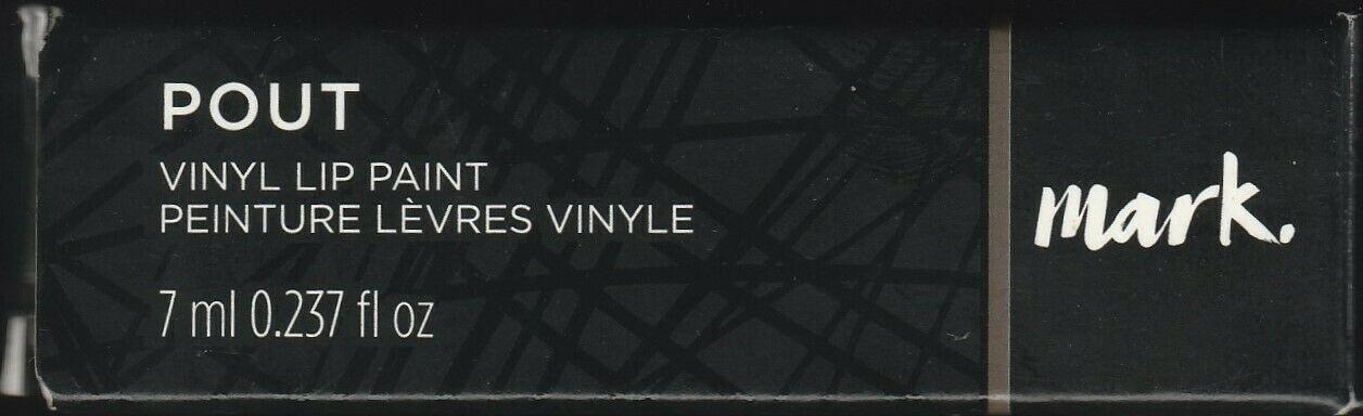 AVON Mark Pout ~ Vinyl LIp Paint ~ Glamour ~ 2017 - $6.18