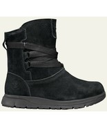 TIMBERLAND A18YO LEIGHLAND WOMEN'S WATERPROOF INSULATED PULL-ON BOOTS sz 7 - $62.39