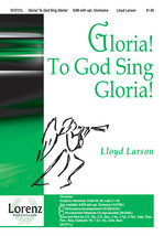 Gloria! To God Sing Gloria! - $1.95