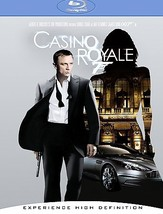 Casino Royale (Blu-ray Disc, 2006)