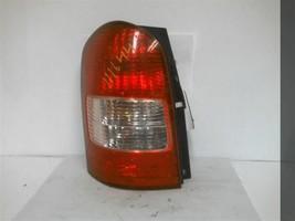 2000-2001 MAZDA MPV Driver Side Tail Light      265300 - $87.01