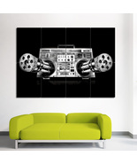 Wall Poster Art Giant Picture Print Gatling Music 0037PB - $22.99