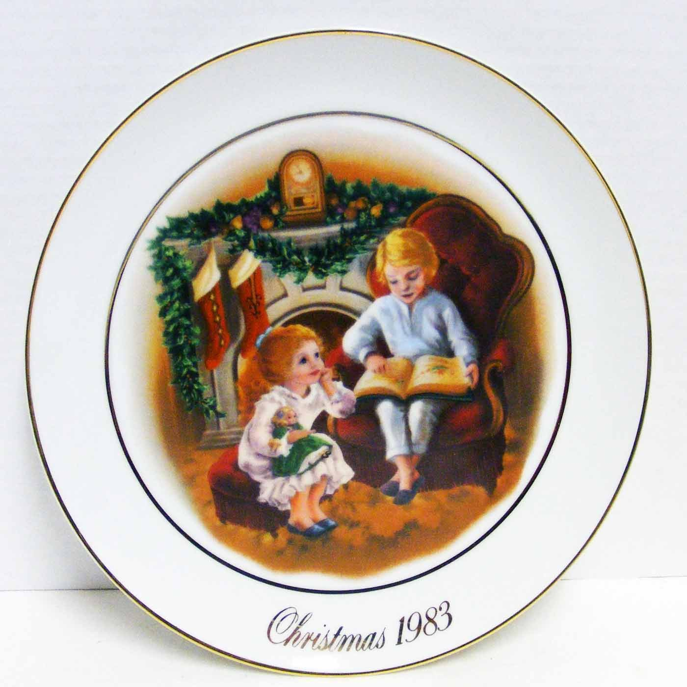Plateavon1983christmasmemories 1