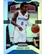 Jordan Bone 2019-20 Panini Prizm Silver Rookie Card #291 - $6.00