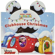 Clubhouse Christmas (Disney Mickey Mouse Clubhouse) [Board book] Disney ... - $6.57