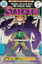 Stalker Comic Book #1, DC Comics 1975 VERY FINE - $11.64