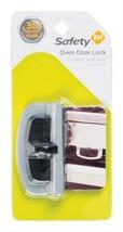 Safety 1st  Charcoal  Plastic  Oven Door Lock  1 - $8.32