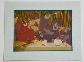 "Disney Store 11""x14"" Lithograph 2000 Tarzan Original Envelope Litho and ... - $8.90"