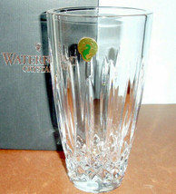 "Waterford Classic Lismore 60th Anniversary 7"" Crystal Vase #156494 New I... - $98.90"