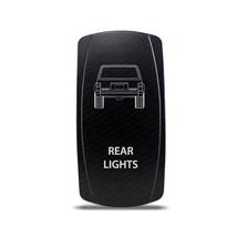 CH4X4 Rocker Switch Jeep Cherokee XJ Rear Lights Symbol - Red  LED - $16.44