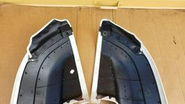 95-99 Chevy Cavalier Z24 Ls Pontiac Sunfire GT SE Convertible Top Boot End Caps image 4
