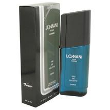 LOMANI by Lomani Eau De Toilette Spray 3.4 oz - $14.95