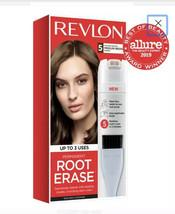 Revlon Root Erase Hair Dye, Medium Brown, #5 - $11.88