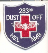 US Army 28rd Dustoff Air Ambulance Flight Medic Medical Pilot Patch - $11.83
