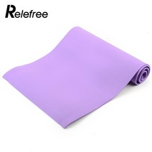 6mm Thick Yoga Mat Pad Non-Slip Lose Weight Exercise Gym Fitness Home In... - $20.28
