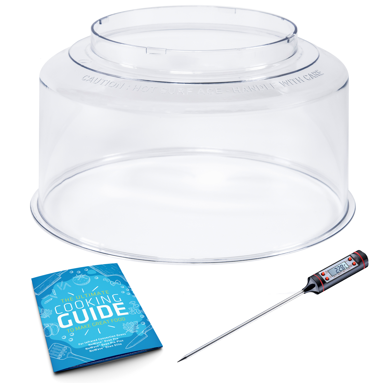 Nuwave Oven Dome Replacement For Pro Models Plastic