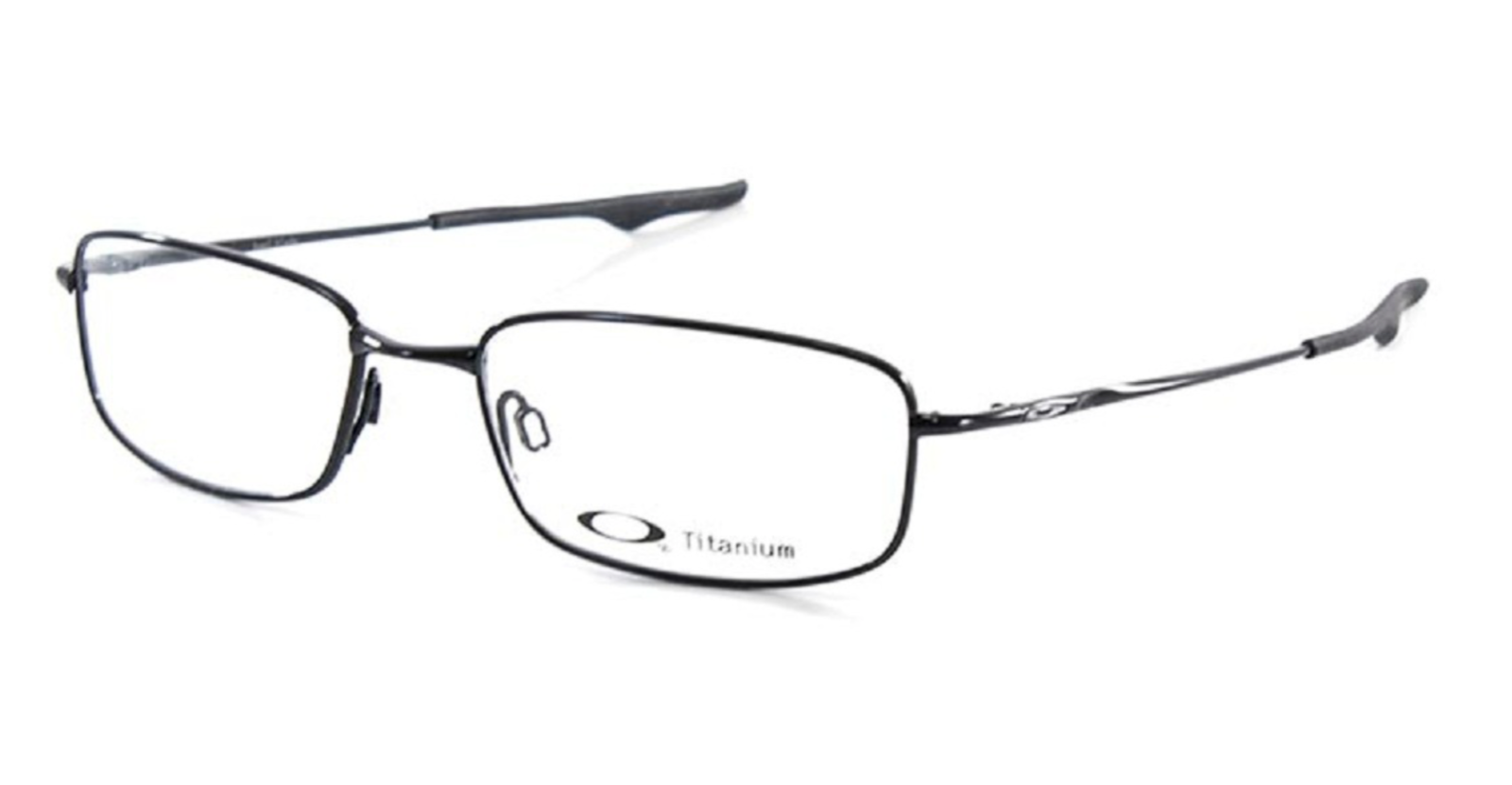 166fb02538 Brand New OAKLEY Titanium Eyeglasses KEEL BLADE OX3125-0153 53-18 Black  Frames -  199.95