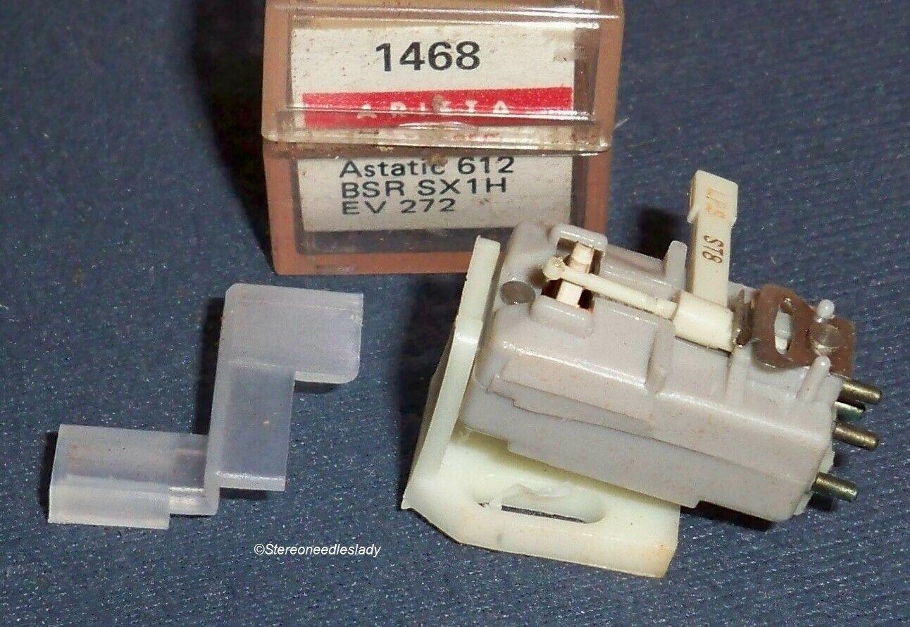 ARISTA 1468 CARTRIDGE NEEDLE for BSR SX1H Electro-Voice EV 272 Astatic 612 142