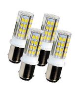 4x HQRP BA15d LED Bulb for Bernina 950, 1000, 1004, 1005, 1006, 1010, 1015 - $24.95