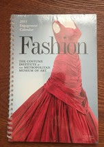 2015 Engagement Calendar Fashion Costume Inst. Of  Metropolitan Museum O... - $10.66